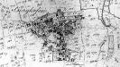Liquidationsplan von Gingkofen um 1820