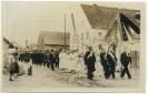 Fahnenweihe Kriegerverein am 13.05.1956